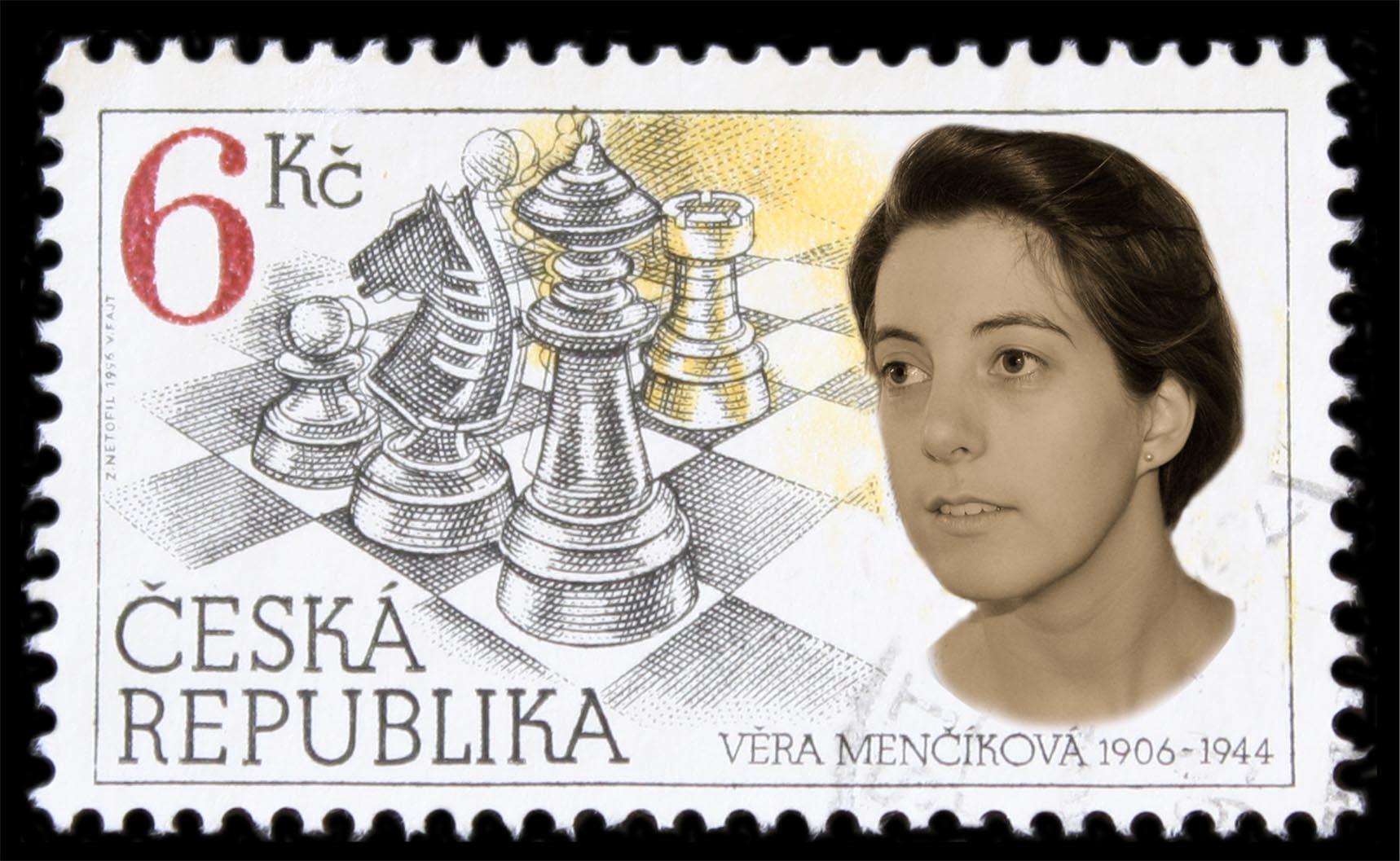Stamp Collection (Věra Menčiková)