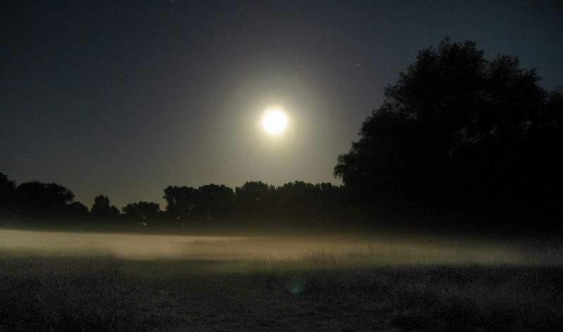 Dunkel wars der Mond schien helle
