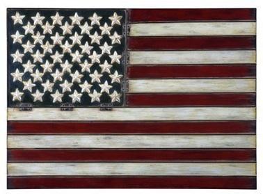flag target