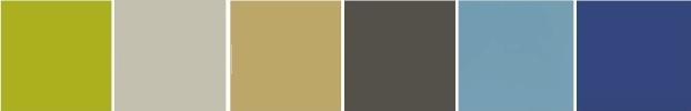 Classic Color Combination 2