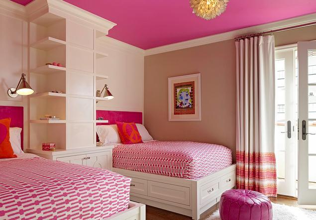 Ceiling Color