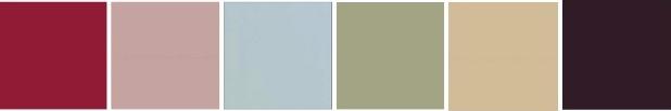 Classic Color Combination 1