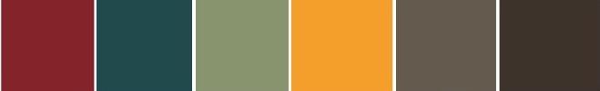 Classic Color Combination 3