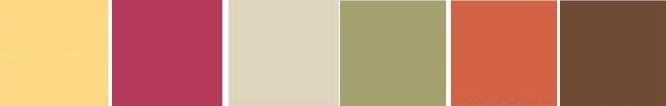 Classic Color Combination 7