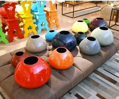 Lars Bolander Lacquer Vases
