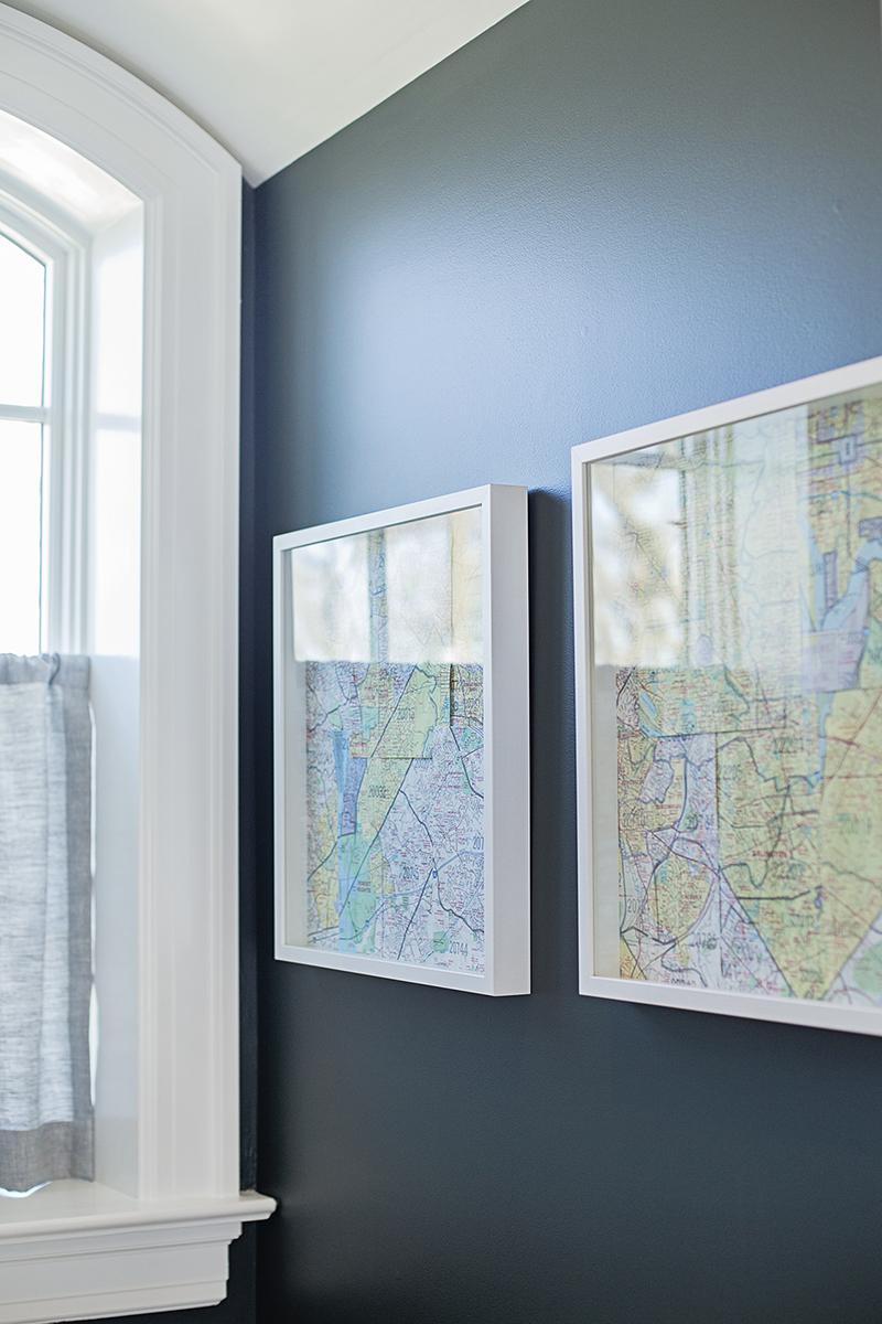 Atlas Art by Regan Billingsley Interiors