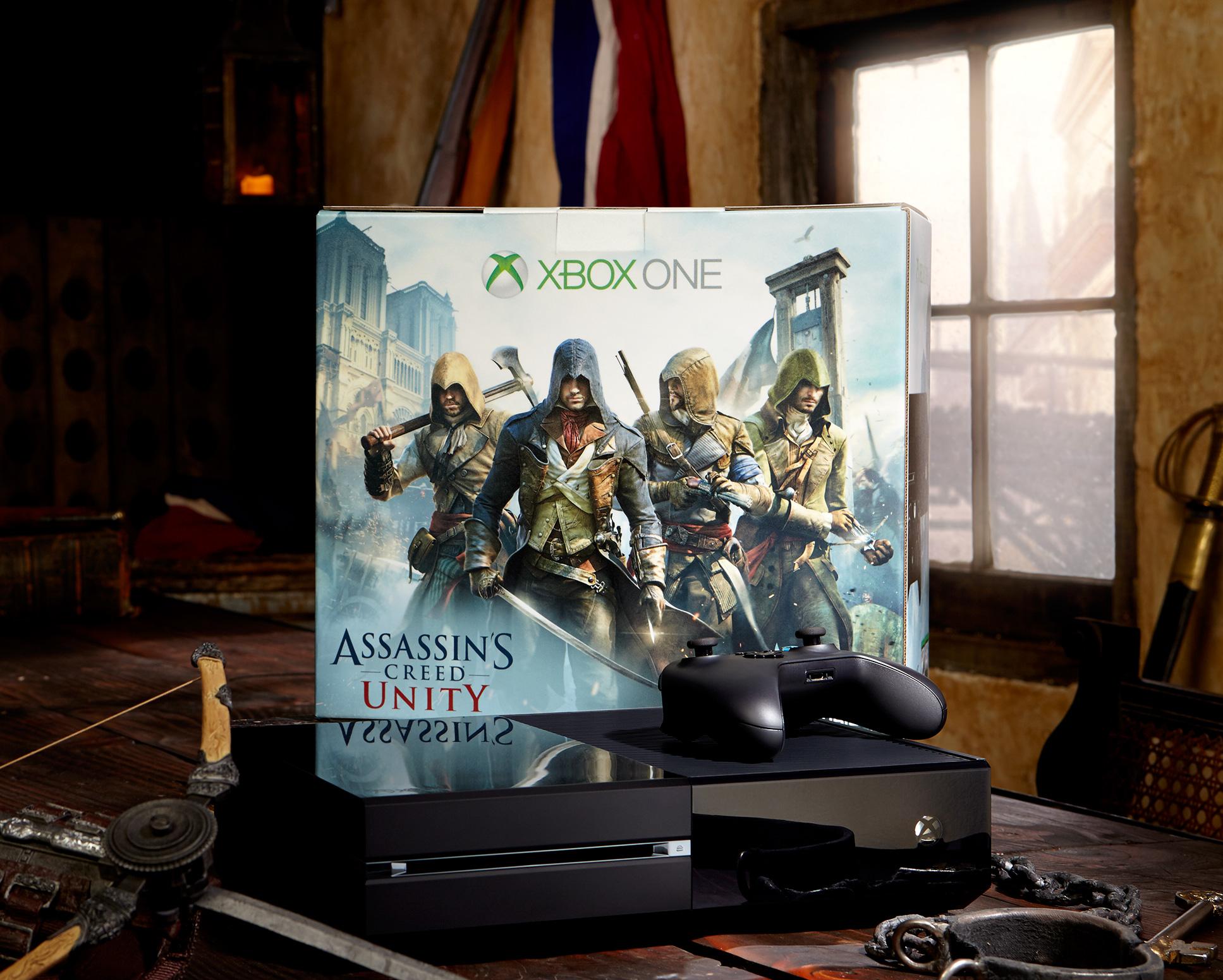 AssassinsCreedXboxOneBundle