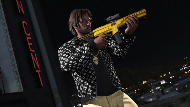 The  Combat PDW  (Personal Defense Weapon)coming soon to Ammu-Nation.