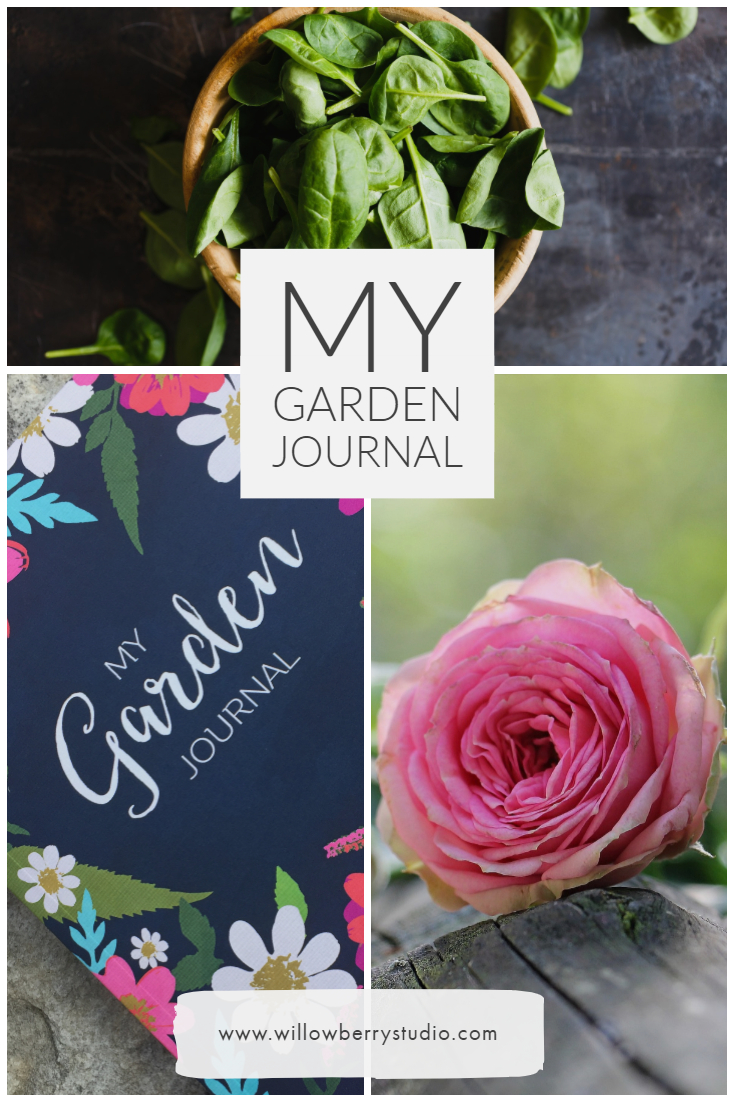 My Garden Journal