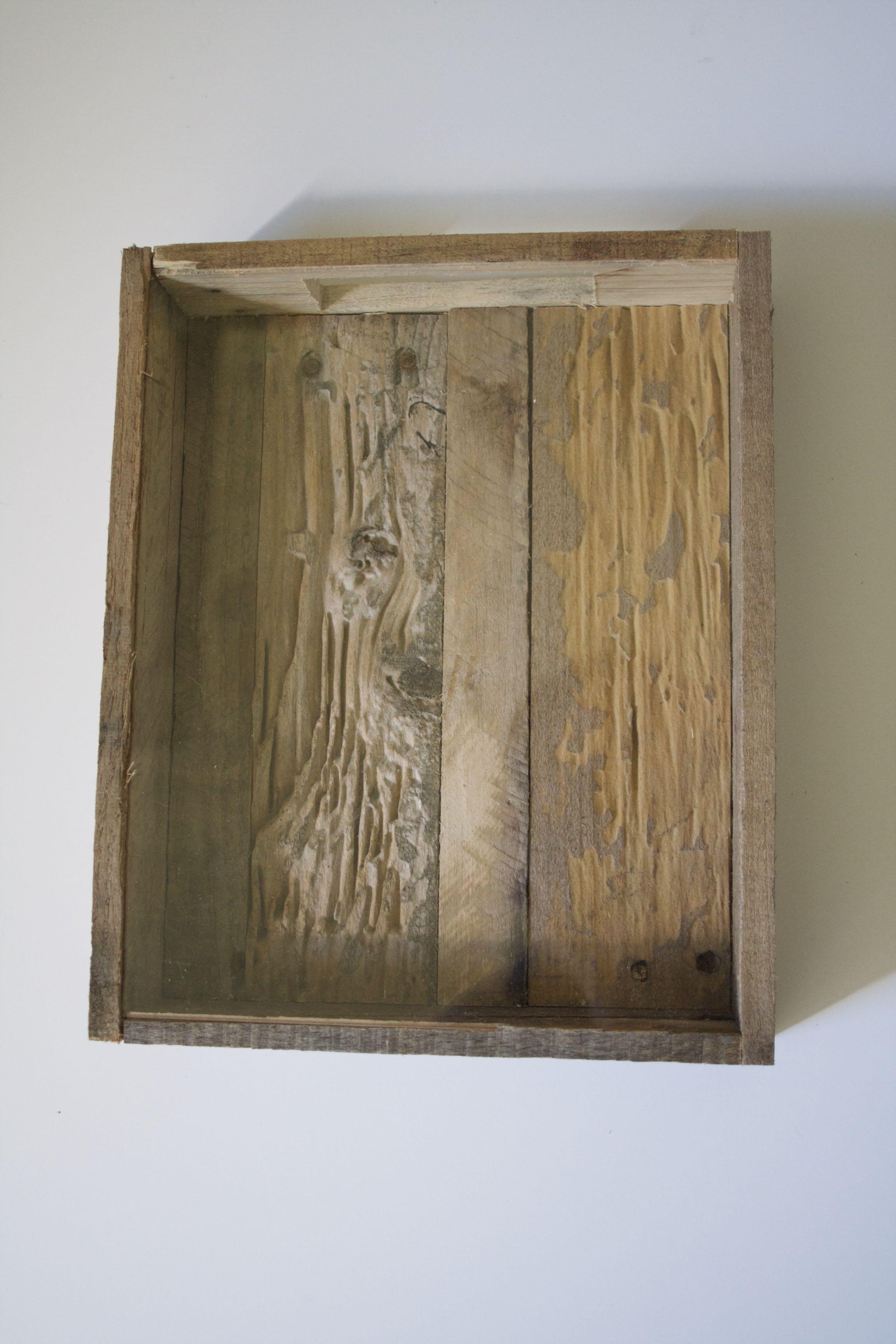 Pallet Wood Cork Holder