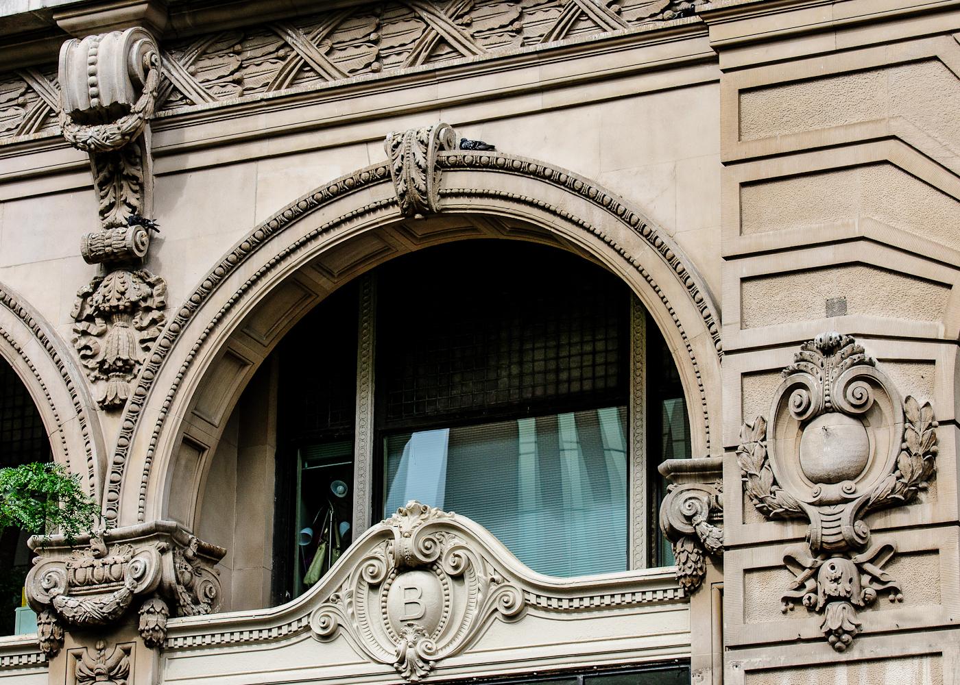 The Brandeis Building - Print-a-Day-15