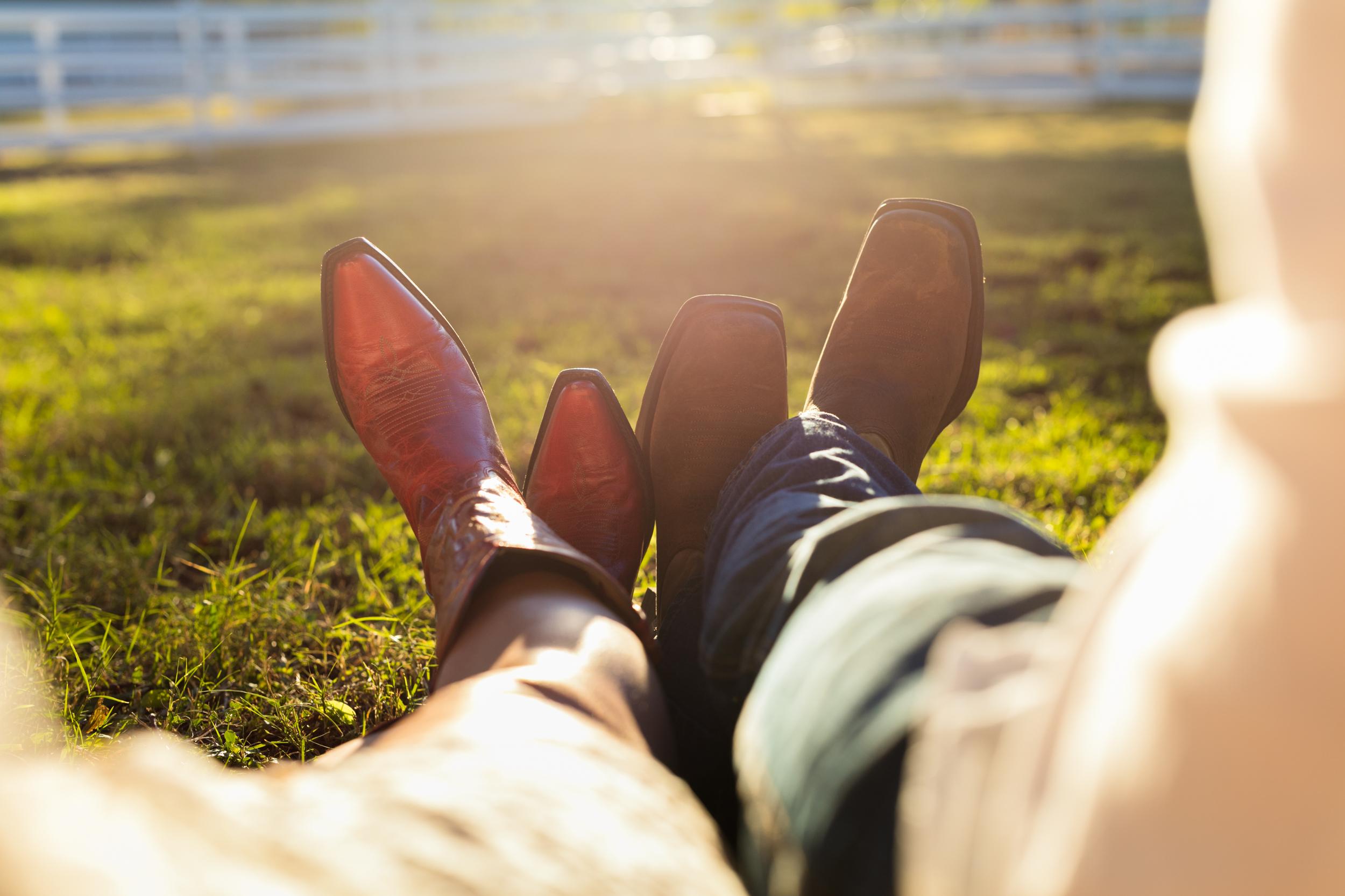 Engagement Cowboy Boots