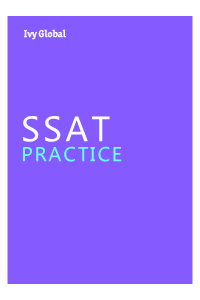 graphic about Printable Ssat Practice Test identify SSAT Coach check Ivy Worldwide