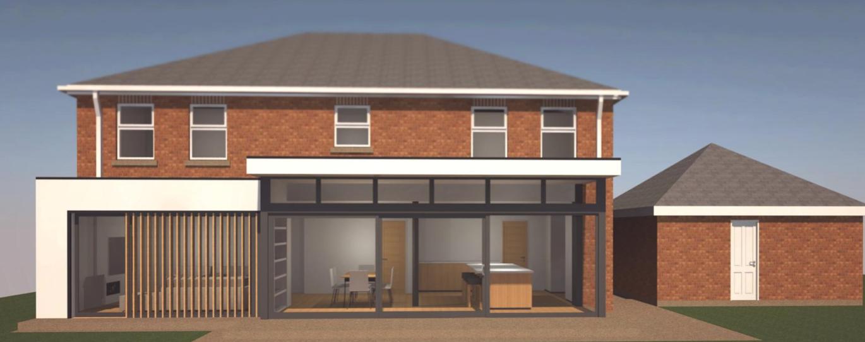 Rear Ground Floor Extension