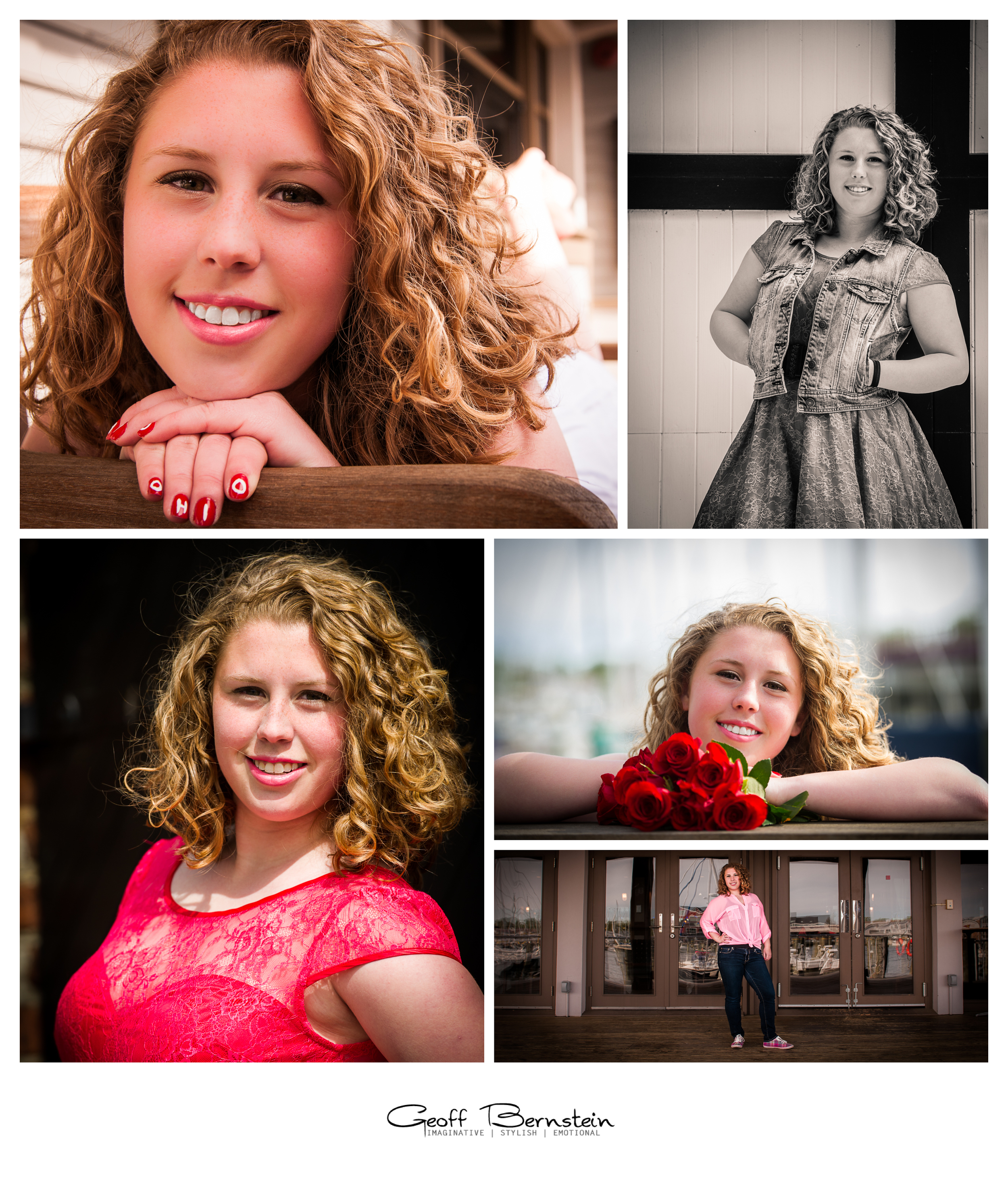 Broadneck High School Senior Portraits