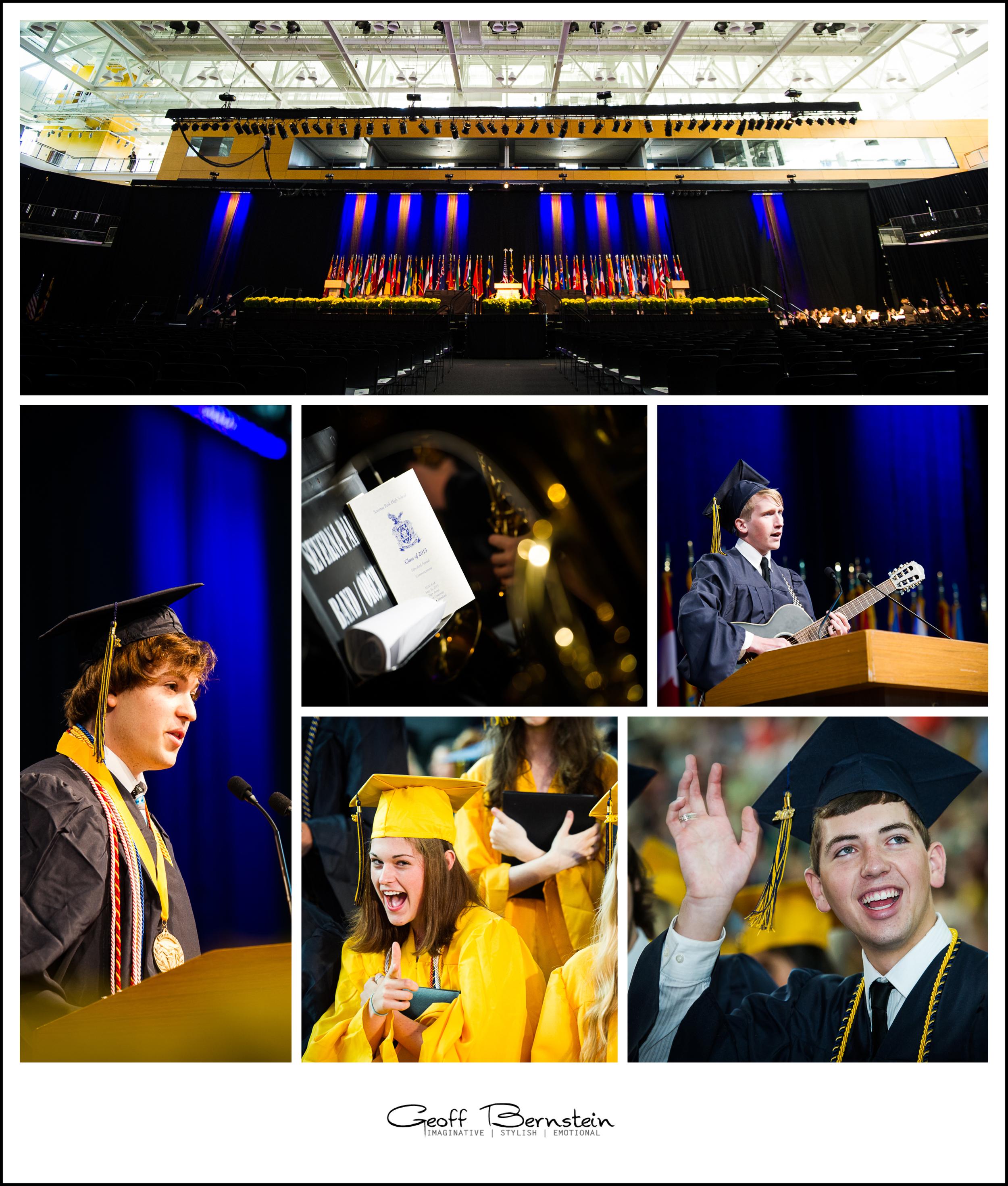 Severna Park High School Graduation 2013