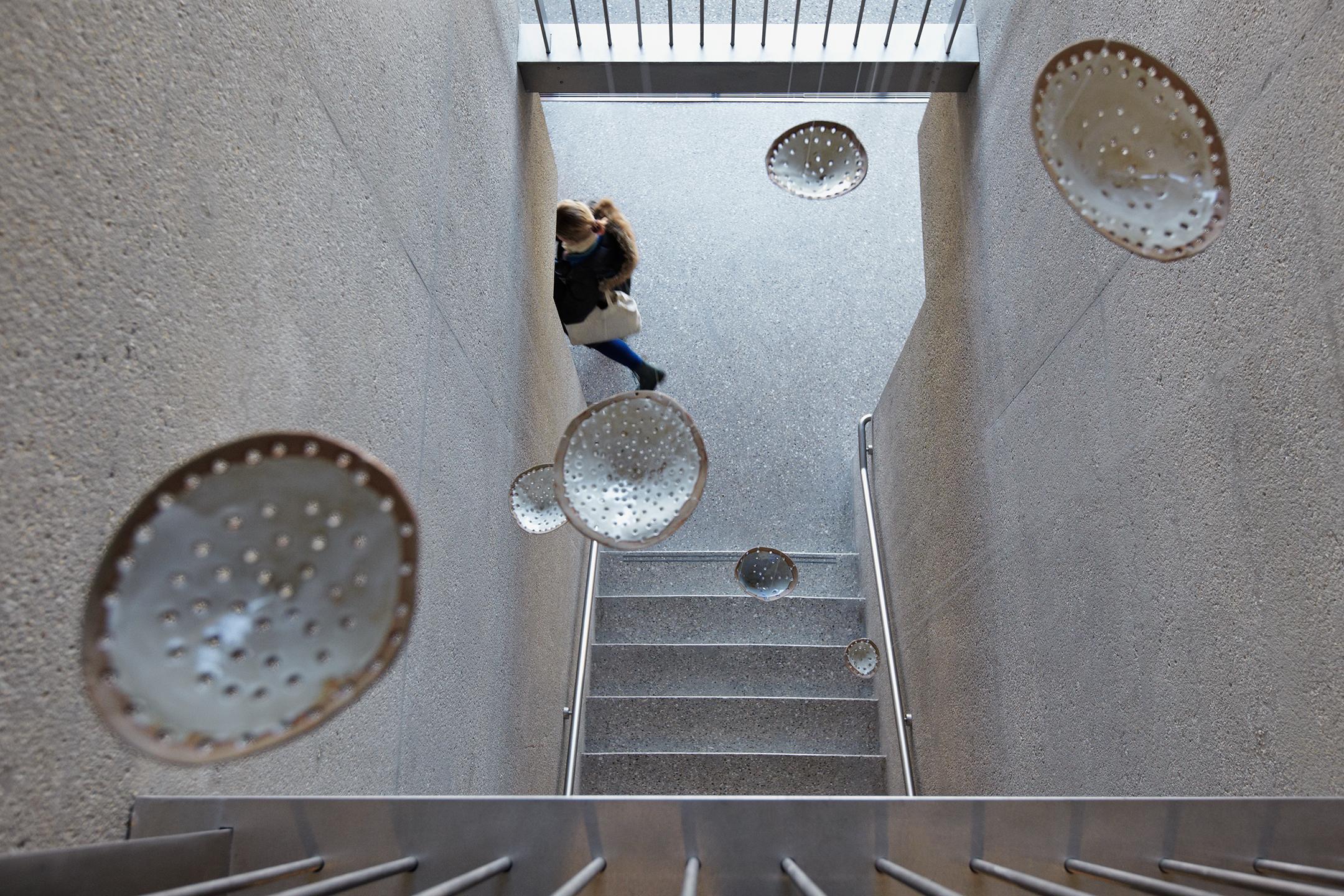TOD WILLIAMS BILLIE TSIEN ARCHITECTS / Reva and David Logan Center for the Arts / University of Chicago