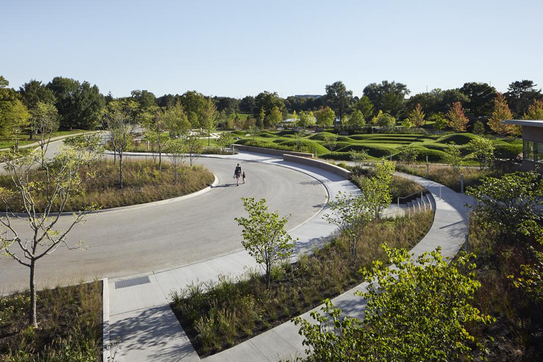 MIKYOUNG KIM DESIGN and JACOBS/RYAN ASSOCIATES / Chicago Botanic Garden Learning Campus
