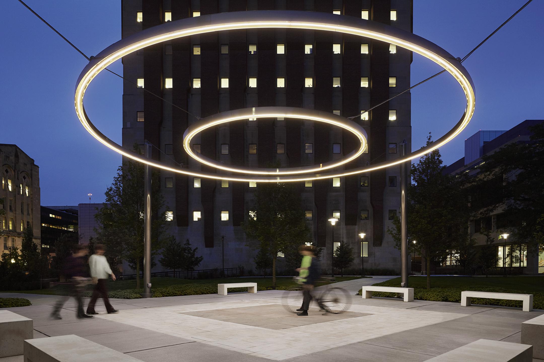 JACOBS/RYAN ASSOCIATES / Crerar Quad / University of Chicago
