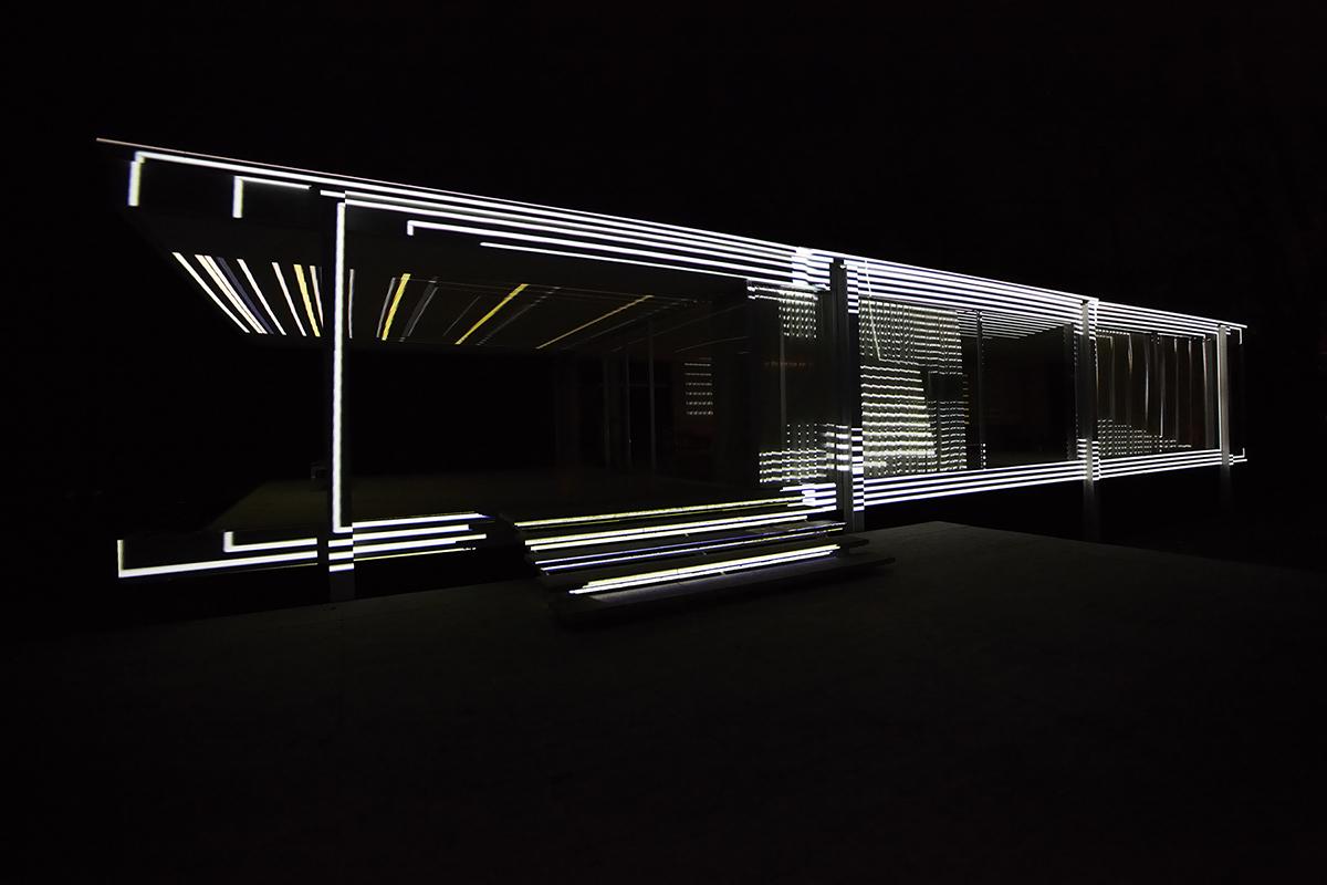 LUFTWERK / INsite / Farnsworth House
