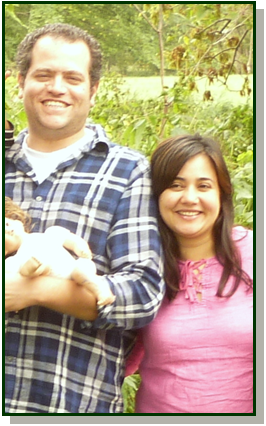 John and Mariam Gayad—POBLO missionaries working in Rochester with Minnesota South District pastors and congregations.