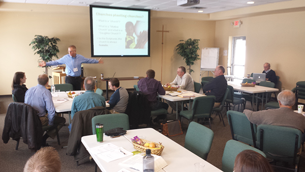 Dr. Peter Meier of the Center for U.S. Missions describes the church planting process.