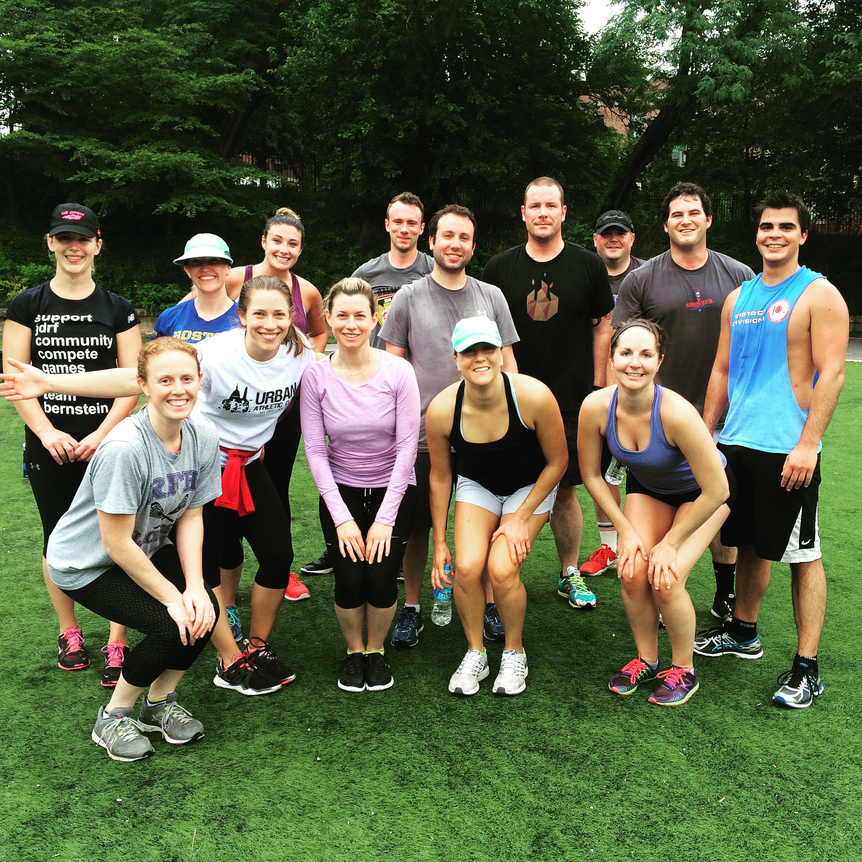 July 4 2016 Workout