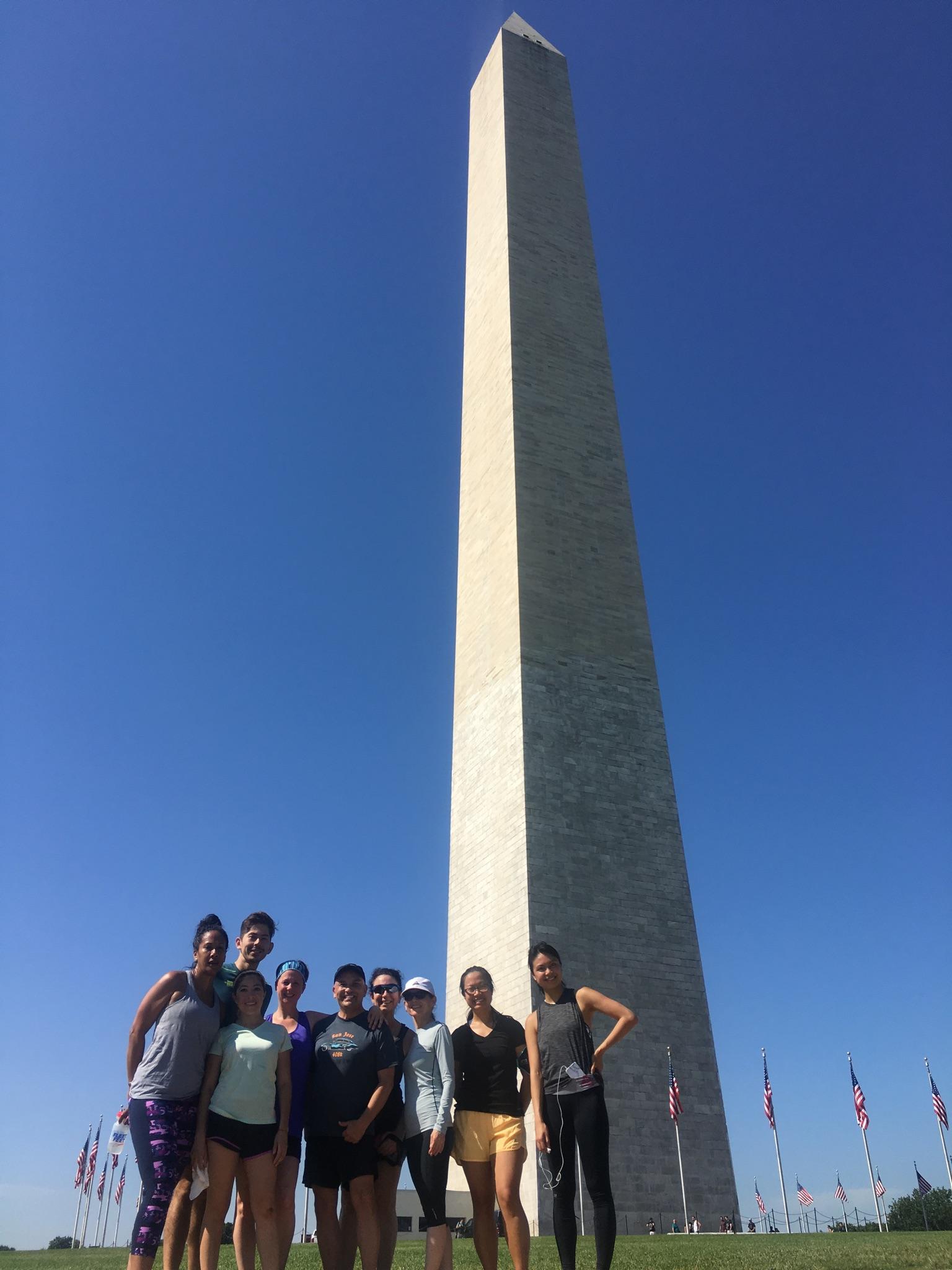 AdMo Monument Run