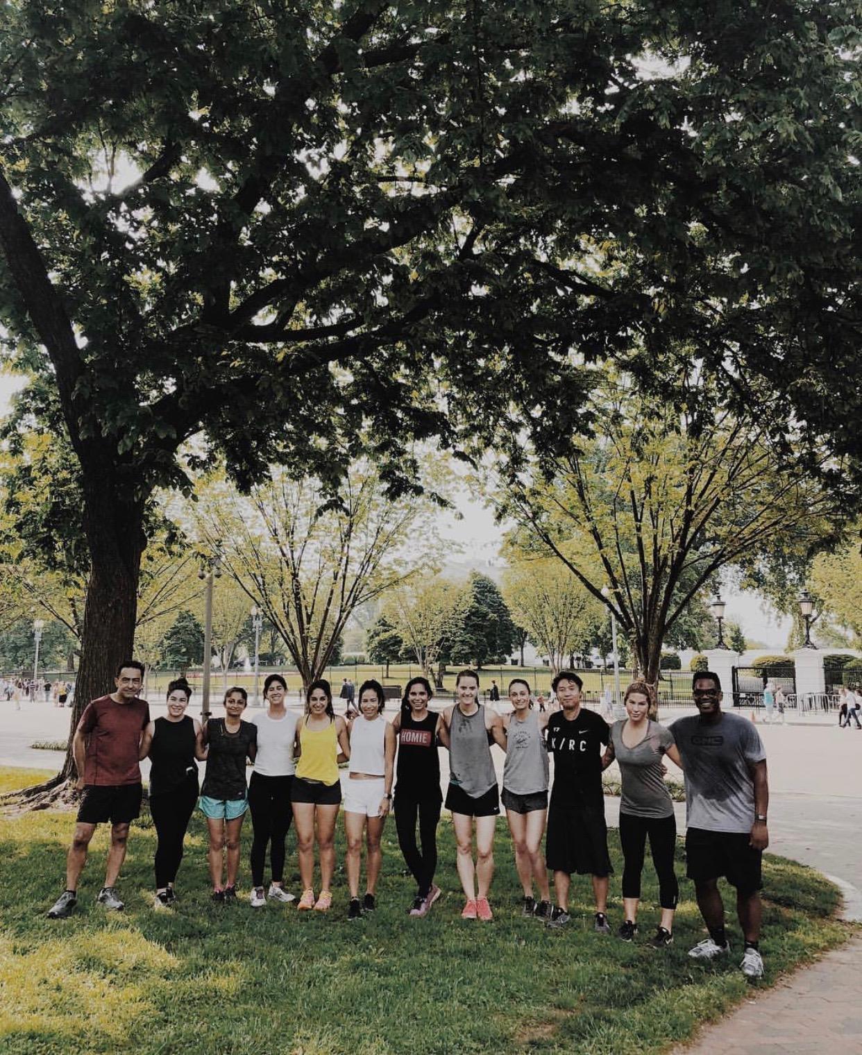 May 2018 Run Club | Run #4