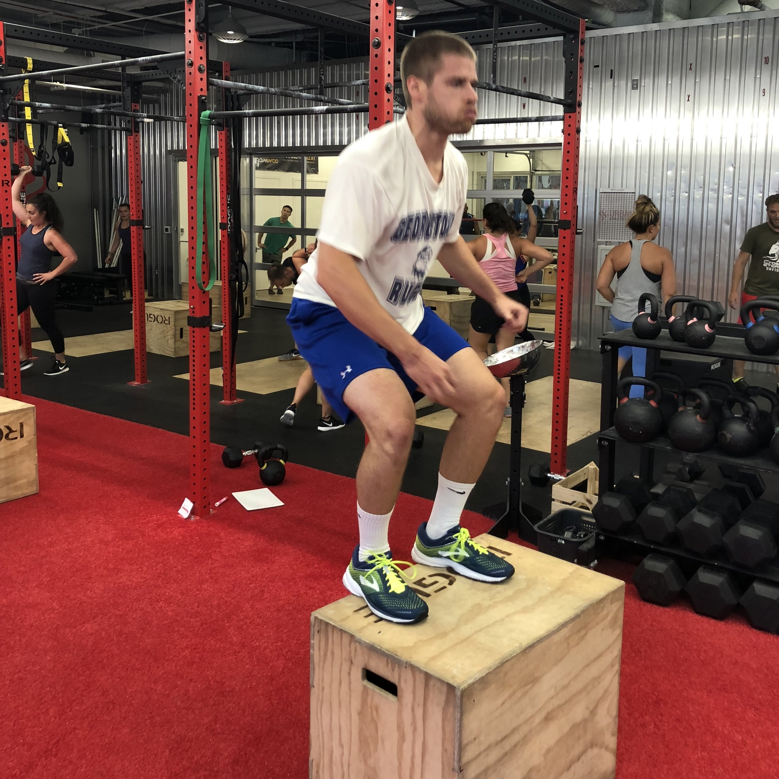 Fit Athlete - Unleash your inner athlete with FIT ATHLETE: a team-based, comprehensive workout combining athletic movements, body-weight movements, and strength training.
