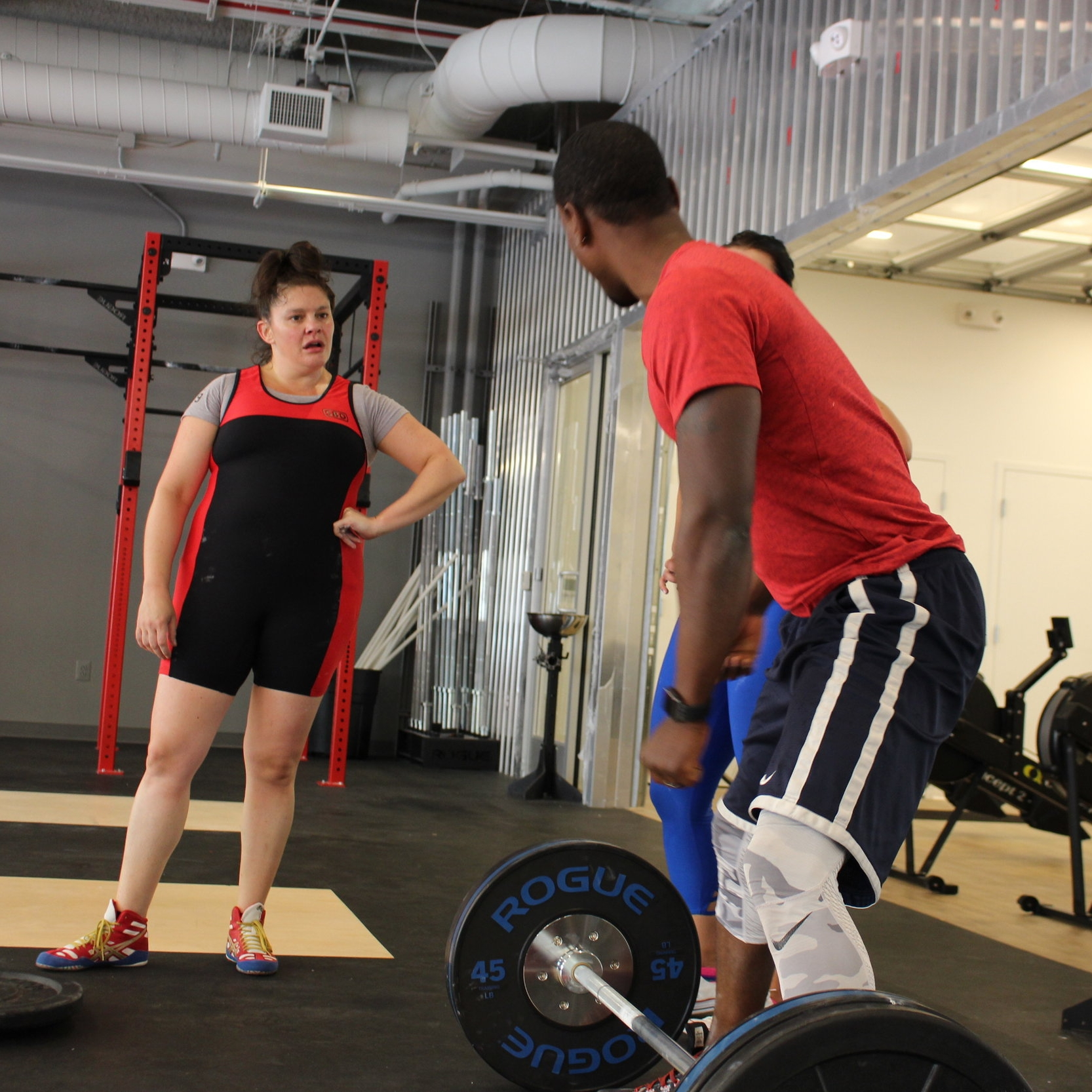 Personal Training - Achieve personal results with personal attention. After an initial meeting we'll prepare a plan to help you reach your goals.