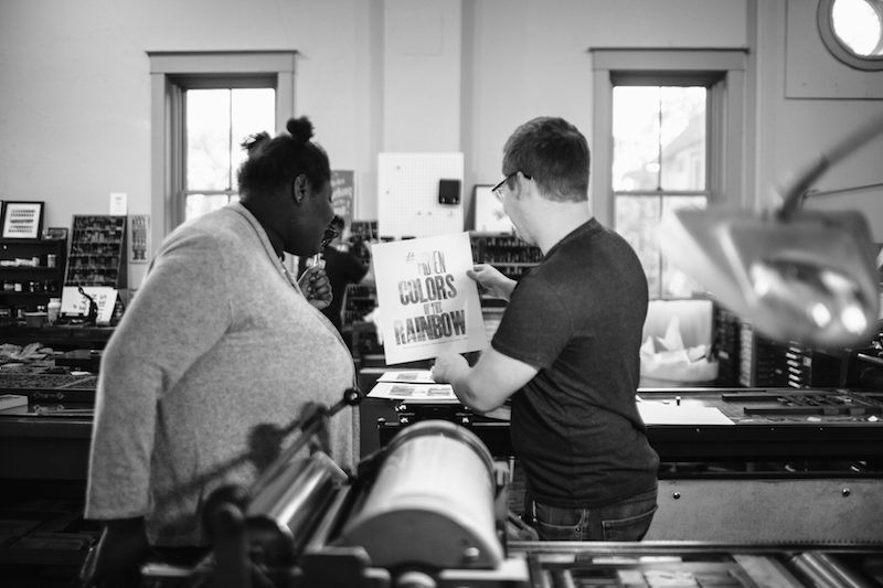 community print shop -