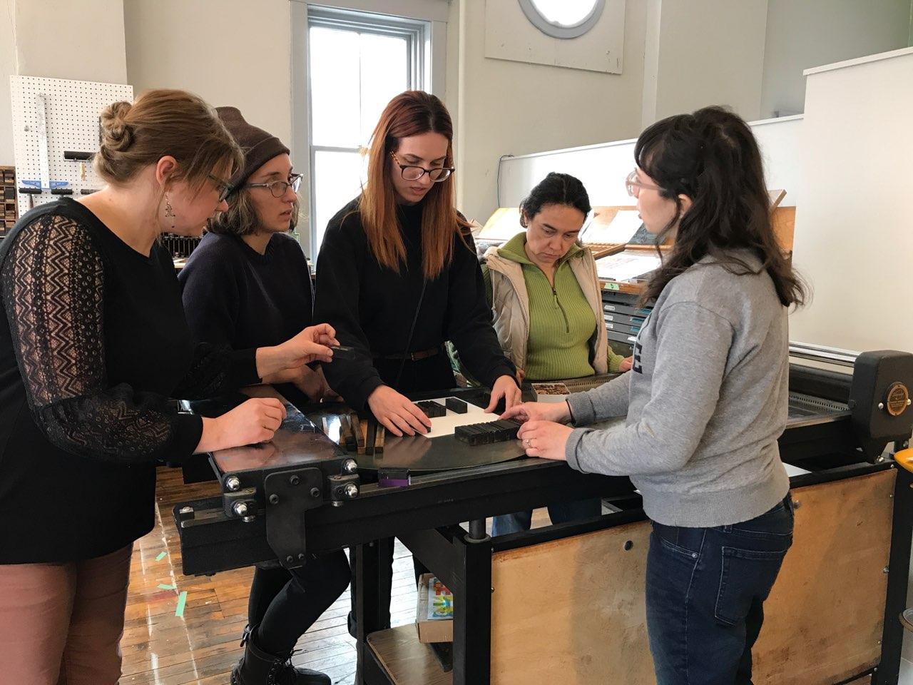 Private workshops -