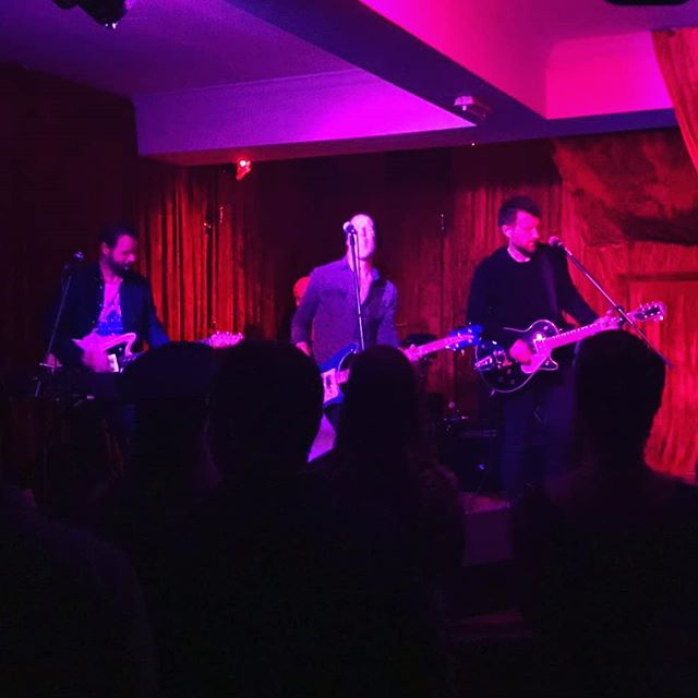 London..... it's been emotional ❤🤟🏻 Thank you @theislington @jimmybandthedeathrattles @calming.river and to everyone who came last night.  Much ❤😝 📸@gerryhickey 🤤  #liveinlondon #islington #performance #gig #✅ #empirecircus #titour