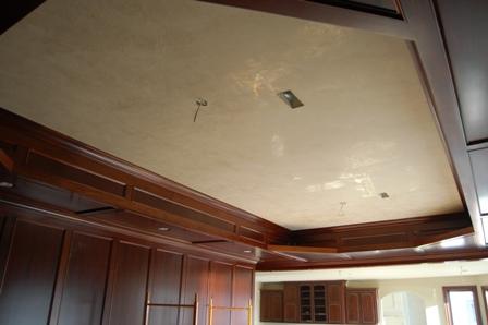 Italian Plaster Ceiling