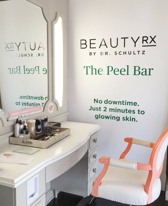The Peel Bar pop up at Blushington