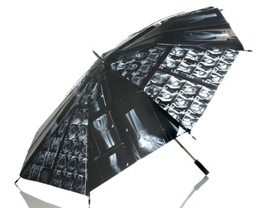 X-ray Umbrella  (DIY!) by Anastacia Spada