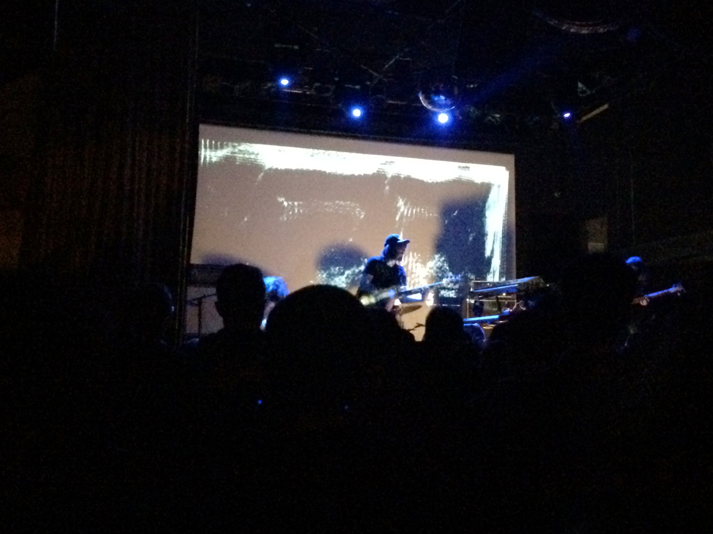 This Will Destroy You  at the Bowery Ballroom.
