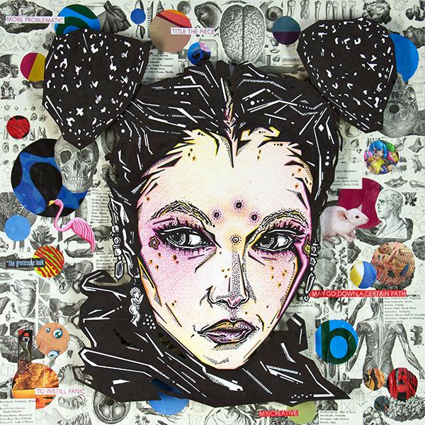 Erin Curry    illustration + assemblage art