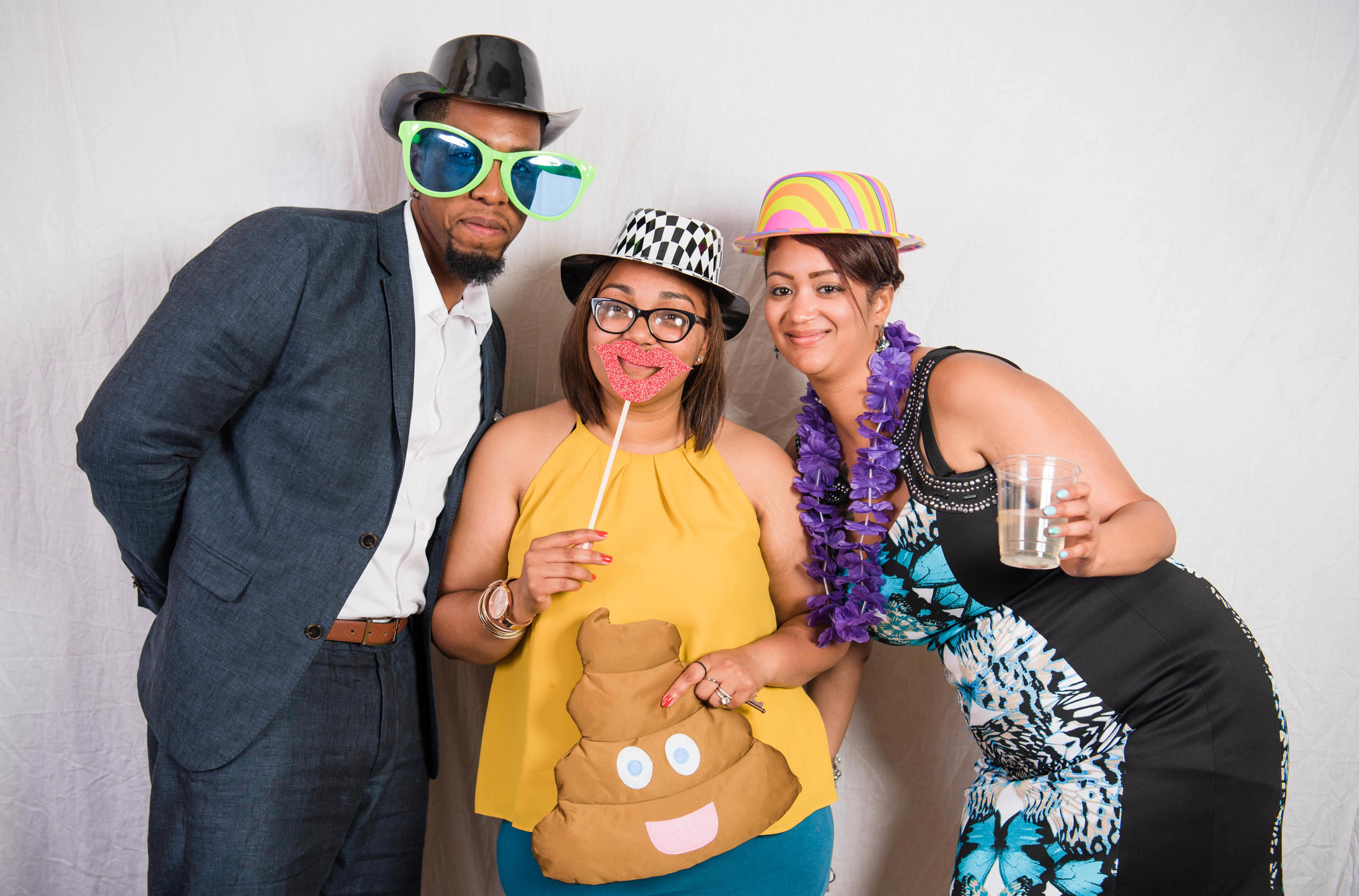 Our Photo Booth FUN!