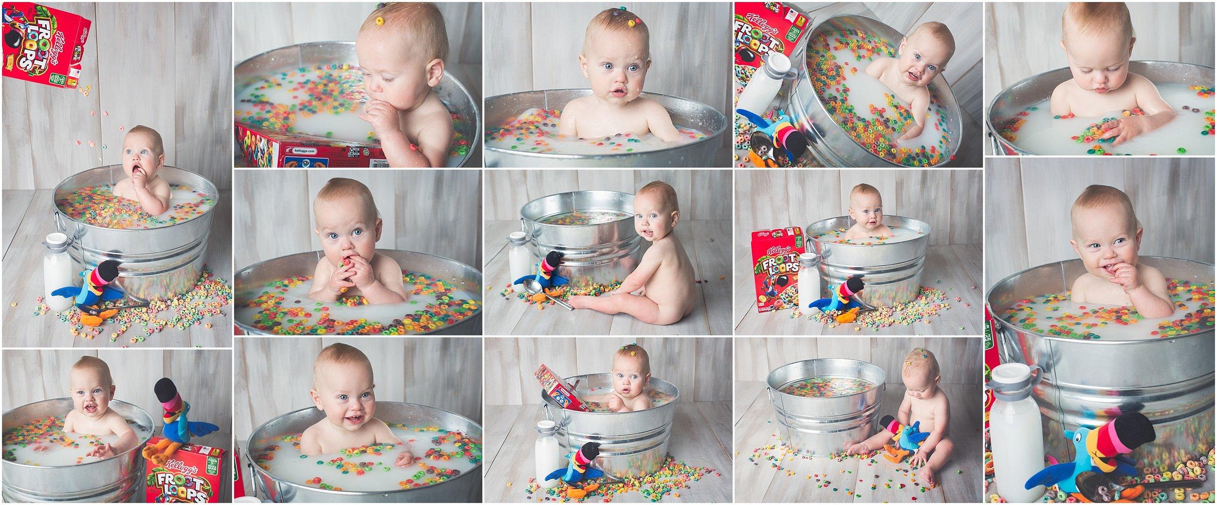 Milk Sessions — Jennifer Casey Photography