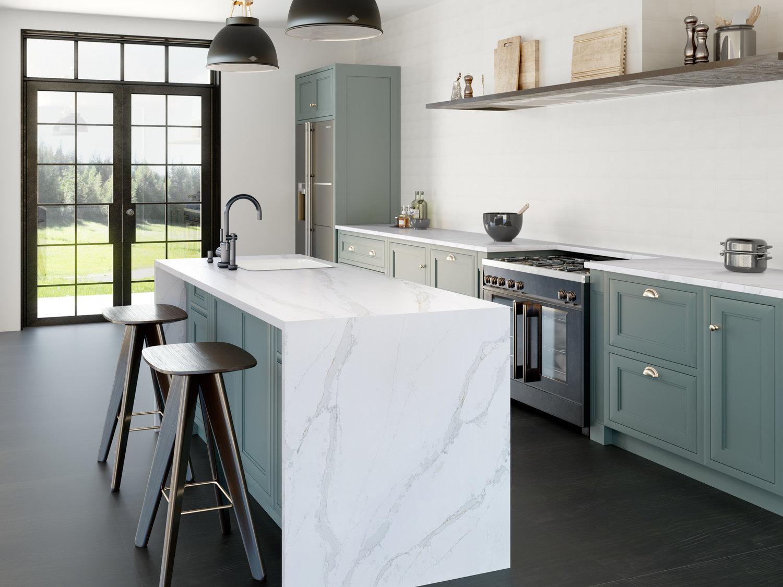 Comment Installer Un Comptoir De Cuisine comptoir de quartz silestone | quartz pour la cuisine et