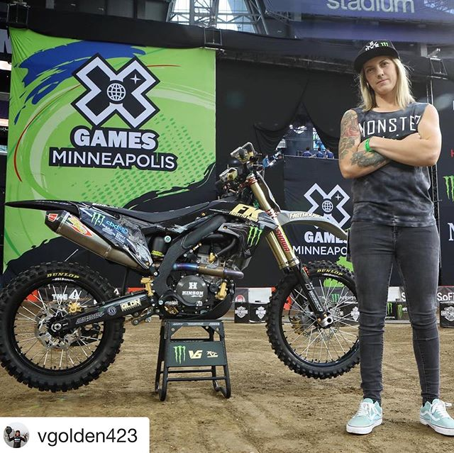 #Repost from our friend @vgolden423- good luck tonight!  Got a hot date with this guy tonight. Best Whip 8:30pmCT  #xgames #bestwhip 📸 - @defyfocusphotography