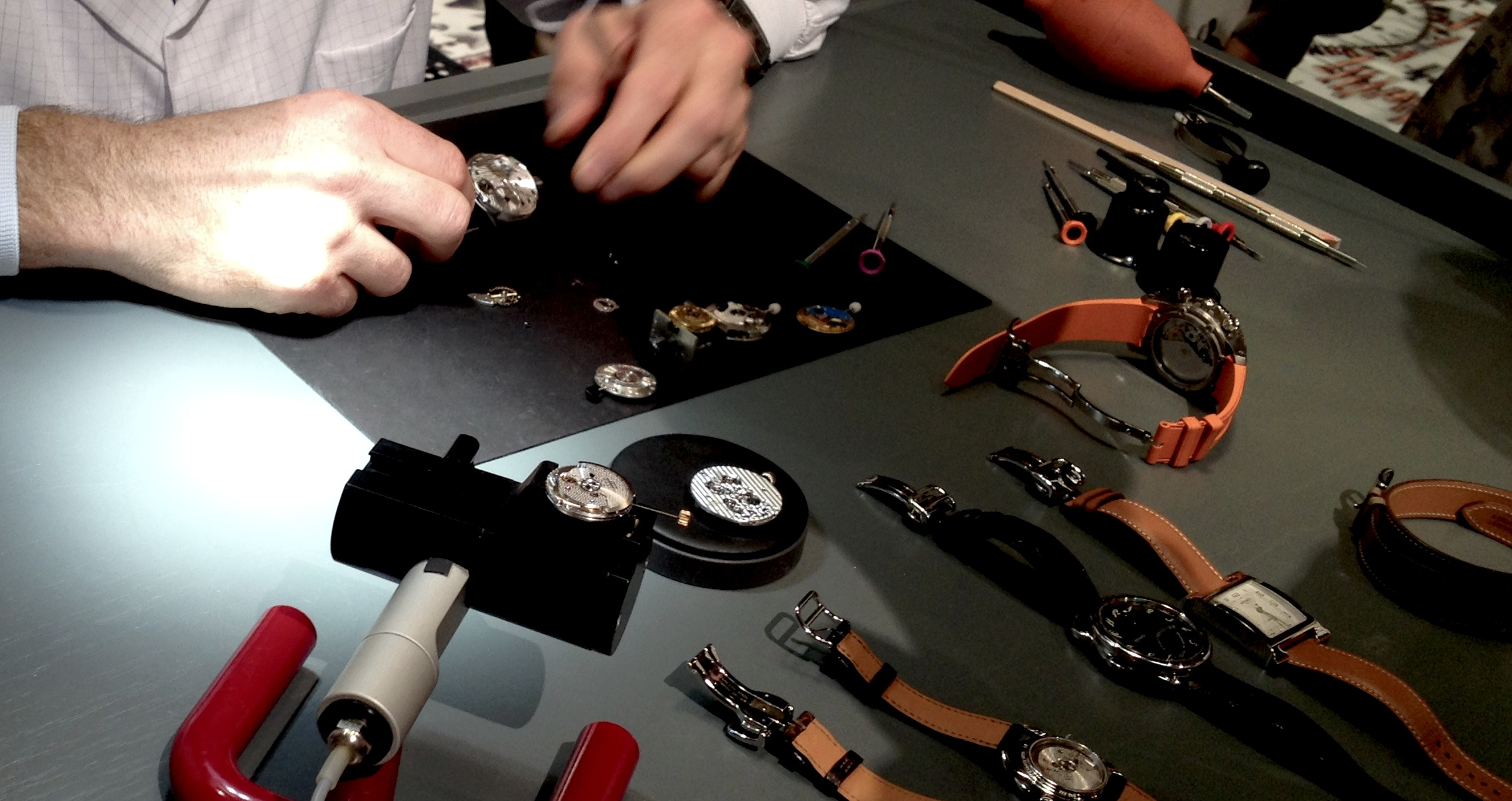 Watch-making