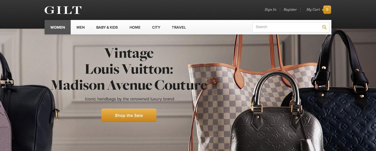 RETAIL ASSEMBLY online fashion business career courses - gilt louis vuitton sale.jpg