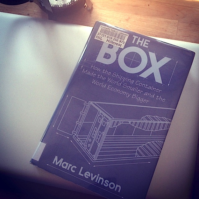 RETAIL ASSEMBLY - online retail business courses - supply chain and shipping containers - The Box by Marc Levinson.jpg