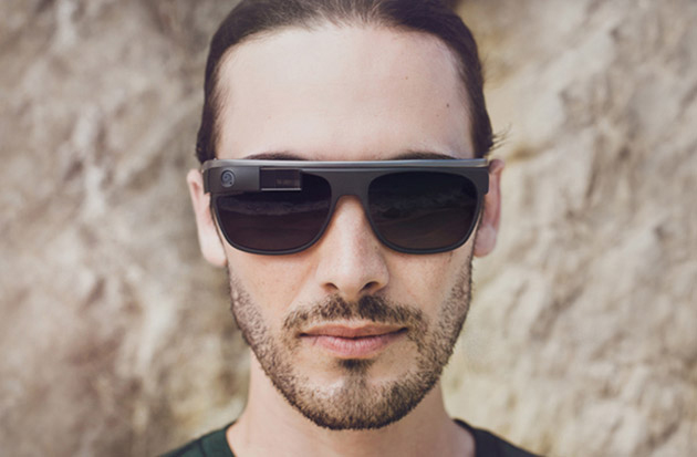 Google Glass and Luxottica