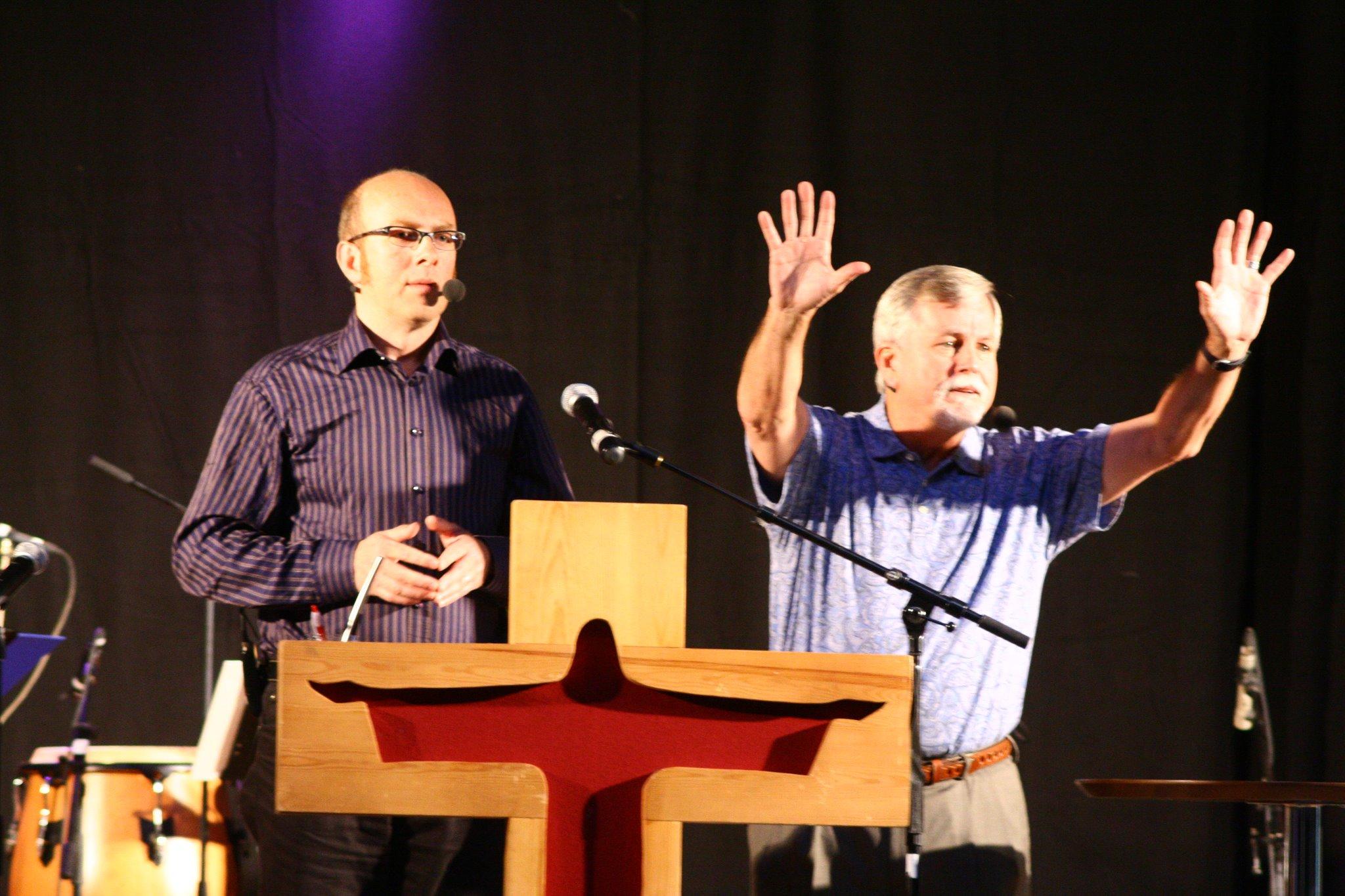 Norwegian Baptist Convention July 2009.jpg
