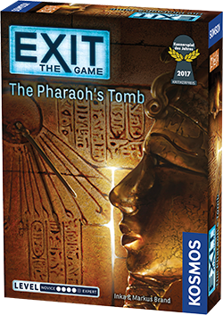 "Exit: The Game -  ""The Pharaoh's Tomb"""