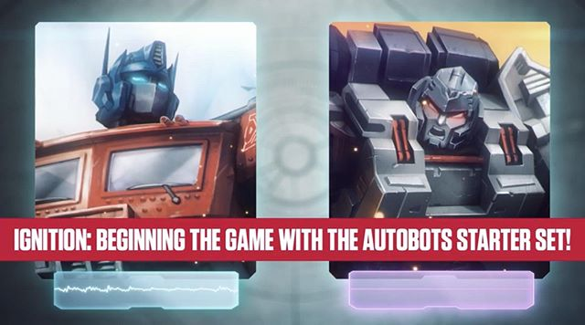 Is it #TransformersTuesday or #TCGTuesday? Why not both! @Hasbro has released a series of excellent How-to-Play videos  for the new Transformers Trading Card Game featuring Optimus Prime and Megatron as your guides! . Link in bio! . #transformers #transformerstcg #tabletopgame #tcg #tabletopgaming #cardgames #bgg #optimusprime #ccg #megatron #autobots #decepticons #howtoplay #how2play #bumblebee #boardgamenight #cardgame #gaming #games #gamer #game